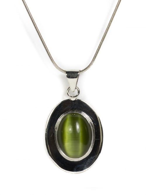 green cat's eye