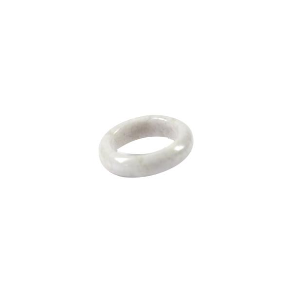 Simbolica lila ring van jade