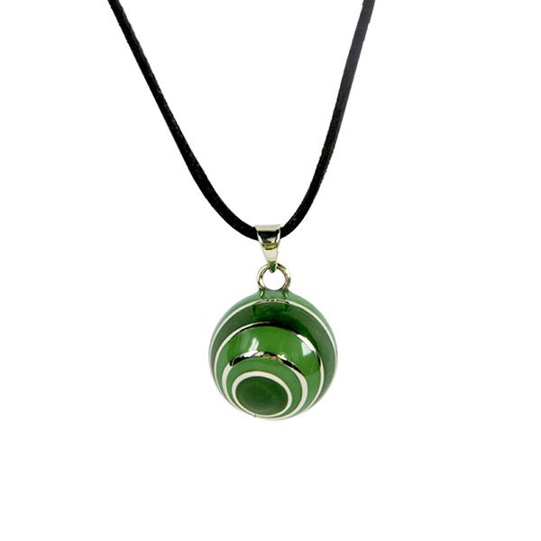 zwangerschapsbal hanger groen